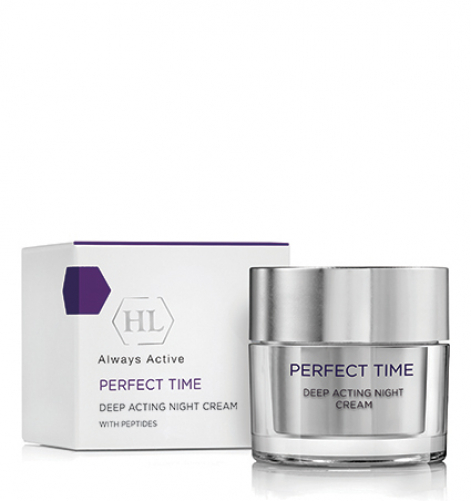 Holy Land PERFECT TIME Deep Acting Night Cream |Крем, 250 мл