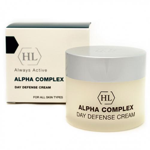 Holy Land ALPHA COMPLEX Day Defense Cream   Дневной защитный крем, 50 мл