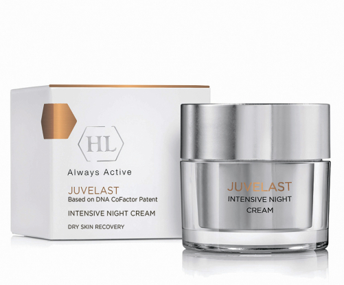 Holy Land JUVELAST Intensive Night Cream | Ночной крем, 50 мл