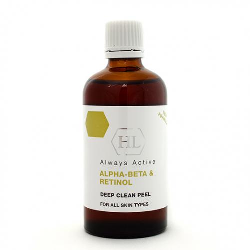 Holy Land ALPHA-BETA Deep Clean Peel |Химический пилинг, 100 мл