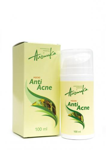 Альпика | Маска Anti Acne, 100 мл