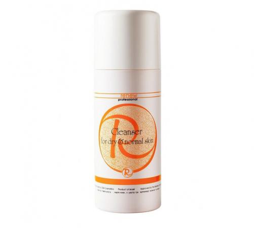 Renew  Очищающий гель для нормальной и сухой кожи, 500 мл